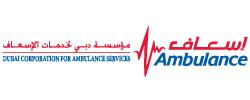 مؤسسة دبي لخدمات الاسعاف
